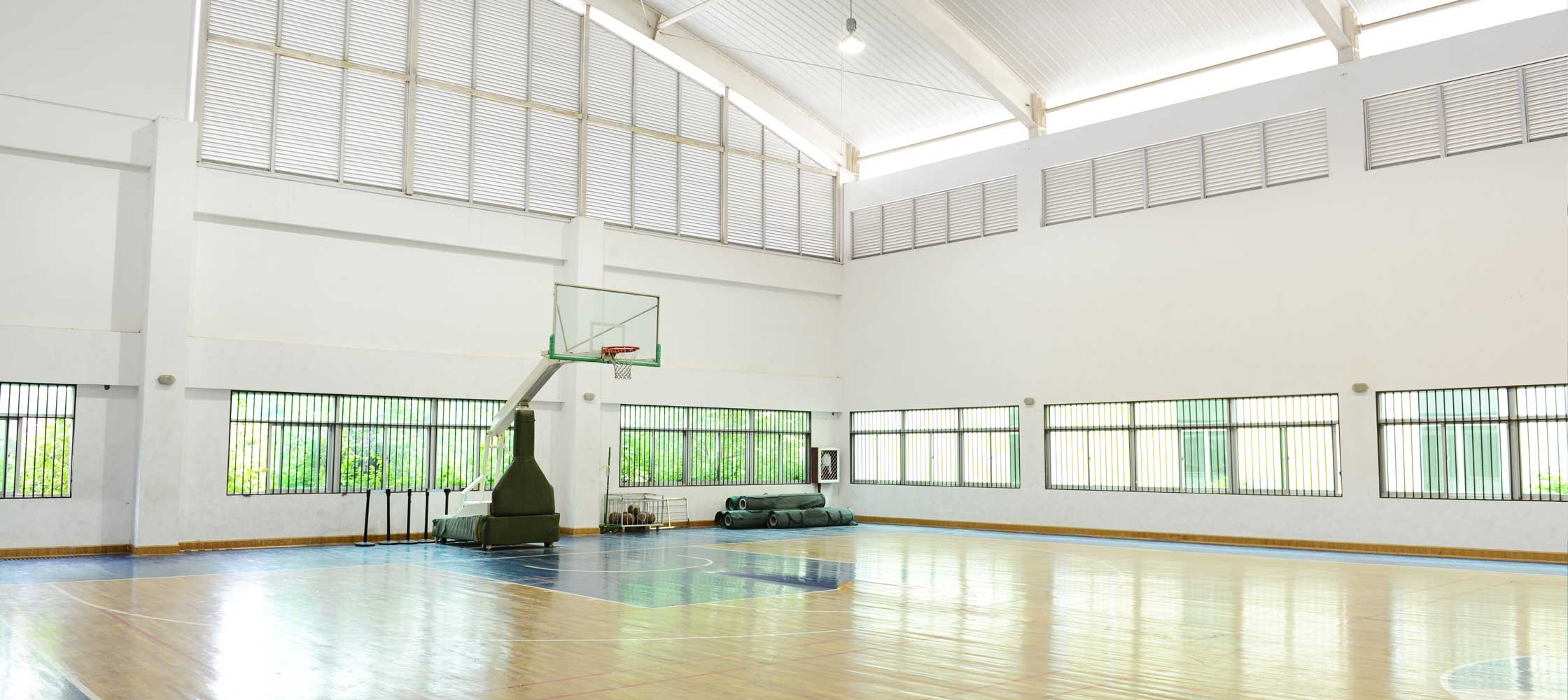 Office Metal Buildings Basketball